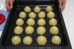 Hurmalı kurabiye tarifi