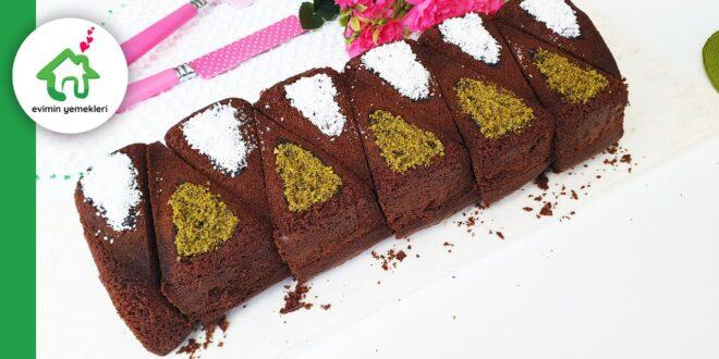 Kakaolu enfes kek tarifi