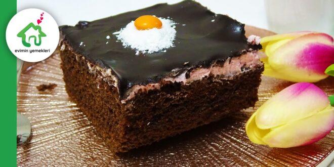 Neskafeli ıslak kek tarifi