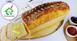 Ev yapımı beyaz ekmek tarifi