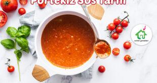 Portekiz Sosu Tarifi